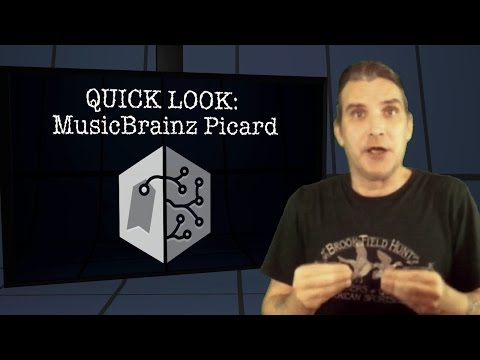 Quick Look: MusicBrainz Picard
