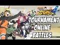 Naruto Ultimate Ninja Storm 4 1v1 Online Tournament