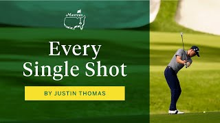 Every shot from justin thomas' second round. --- stay updated on complete coverage of the 84th masters tournament: visit masters.com for comprehensive news, ...