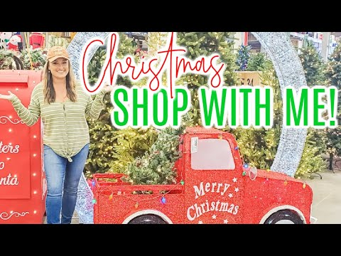 CHRISTMAS SHOP #WITHME 2020 | + DECOR HAUL | Cook Clean And Repeat