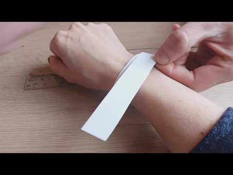 Как определить размер браслета на руку