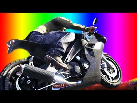 AMAZING GTA 5 STUNT MONTAGE! (GTA V Stunts)