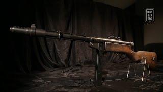 Финское оружие времён Зимней войны: пистолеты-пулемёты Suomi М31 и Suomi Korsu
