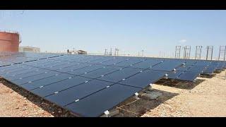 سكان حمص يستعنون بالطاقة الشمسية لتخفيف أزمة الكهرباء