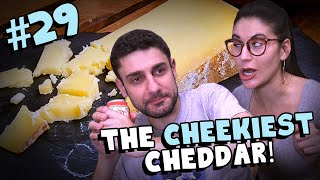 The Cheekiest Cheddar (Montgomery's Cheddar) - #29