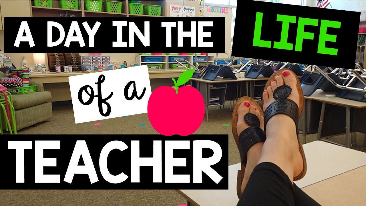 A DAY IN THE LIFE OF A 2ND GRADE TEACHER | A Classroom Diva image