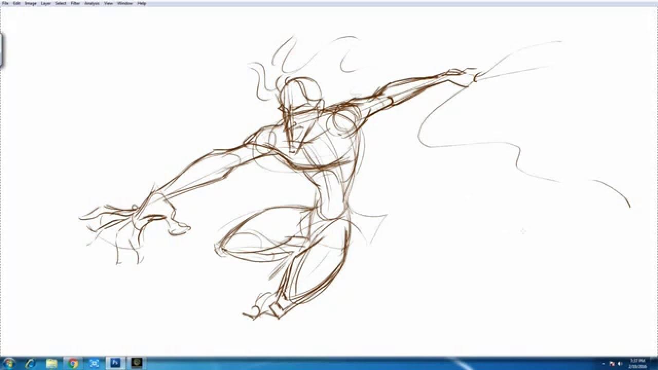 Uncategorized Tarzan Drawing how to draw tarzan from walt disneys youtube