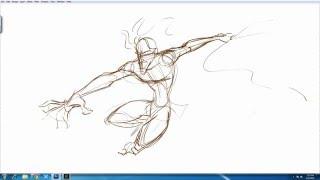 How To Draw Tarzan from Walt Disney