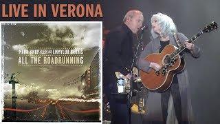 Mark Knopfler and Emmylou Harris — LIVE in Verona 2006 [soundboard, 50 fps]