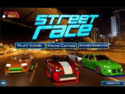 Street Race Turbo Nuke Free Car Games To Play Now