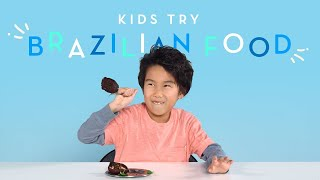 Baixar Kids Try Brazilian Food | Kids Try | HiHo Kids