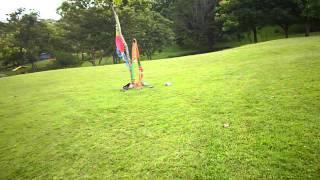roderick arrieta y vladimir pocho en el parque omar