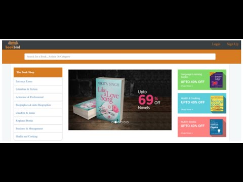 ONLINE BOOK SYSTEM IN PHP, CSS, JS, AND MYSQL | FREE DOWNLOAD