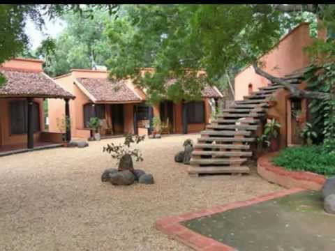 Auroville, India - Accommodations