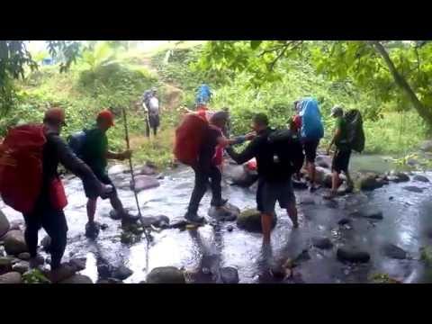SAME Annual Friendship Climb 2016 at Nagcarlan, Laguna