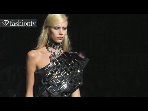 Lanvin Spring/Summer 2013 Runway Show | Paris Fashion Week | FashionTV