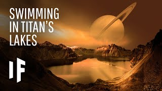 What If You Could Swim in Titan's Lakes? thumbnail