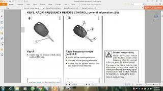Renault Dokker Manual