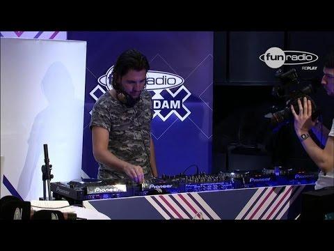 Dimitri Vegas en mix à Amsterdam
