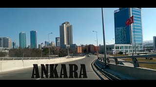 Kısa Ankara Turu (Short Ankara City Tour) [HD]