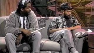 Bad Brains interview on Headbangers Ball 3-18-1990