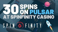 Spinfinity Casino Grand Ceremony Exclusive Brings 30 Spins to New Players