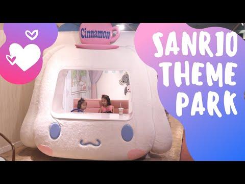 Hello Kitty Theme Park - Tokyo Japan - 15 Things to do at Sanrio Puroland!