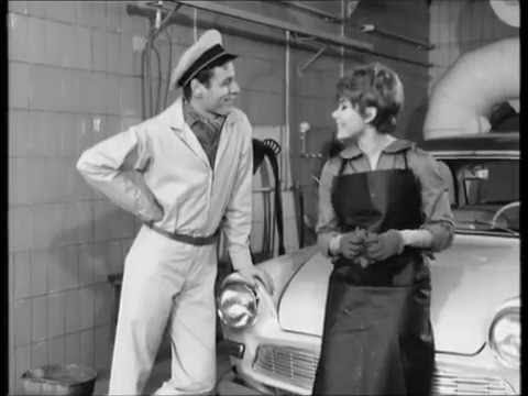 Gestatten, mein Name ist Cox TV Krimi, BRD 1961 1965