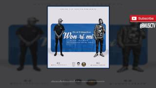 O.L.A - Won Ri Mi Ft. Mayorkun (OFFICIAL AUDIO 2017)