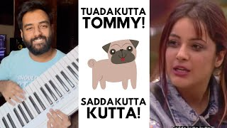 Tommy | Feelings | Dialogue with Beats | Yashraj Mukhate | Shehnaaz Gill | Bigg Boss