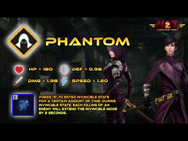 PVP MODE : SIEGE WAR Phantom