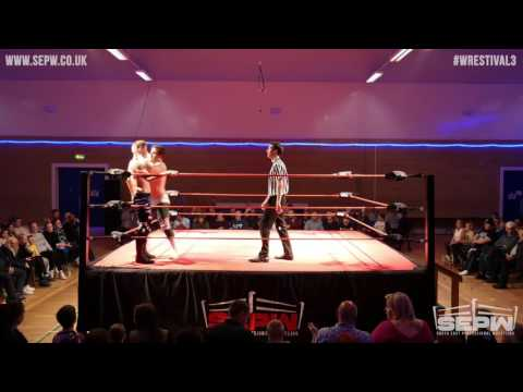 SEPW Wrestling | The Saint vs Chris Castle | Wrestival 3