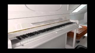 3ds Max Animation with Midi Control- W.A. Mozart - Turkish March