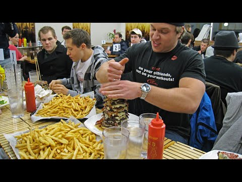 eagle's-deli-burger-challenge---(12lbs-of-food,-15,000+-calories)-|-furious-pete-eating-challenge
