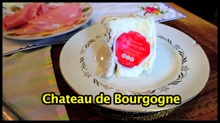 "When in Quebec try  Fromage ""Chateau de Bourgogne"" from France."