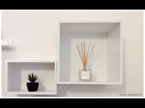 In questa guida vedremo come disporre le mensole in cucina cercando di. Cubit Mensole Modulari Montaggio Pianeta Design Youtube