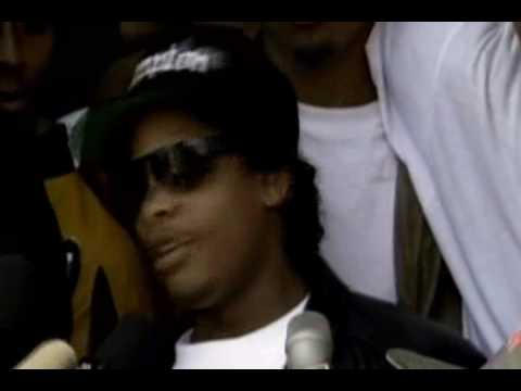 Niggaz ain't dead  Eazy E Feat Mc Ren FULL VIDEO