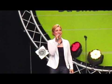 Laura Wilde In Mainz SWR 4 Bühne Am 22.06.2015