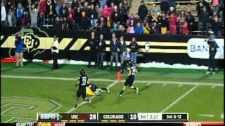 USC WR #2 Robert Woods Highlights 2011