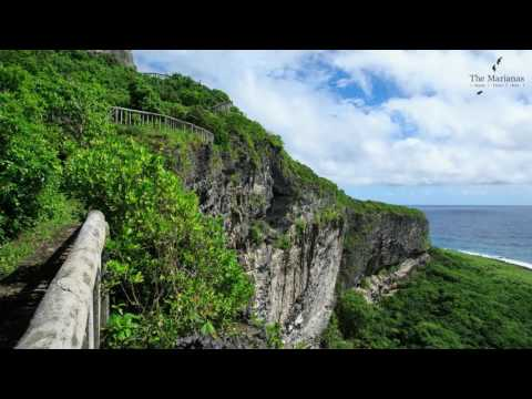 Saipan, Tinian and Rota - The Marianas