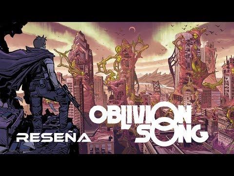 RESEÑA Oblivion Song, lo nuevo de Robert Kirkman