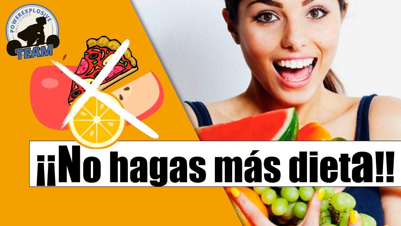 mitos y verdades sobre las dietas detoxomorox
