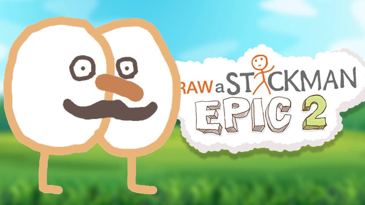 96 Draw A Stickman Epic 2 A New Epic Adventure Undead Scientist By