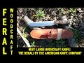 Best Large Bushcraft Blade: The Denali by American Knife Company