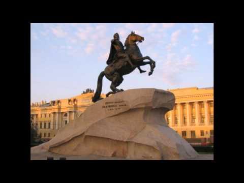 Памятники Санкт Петербурга
