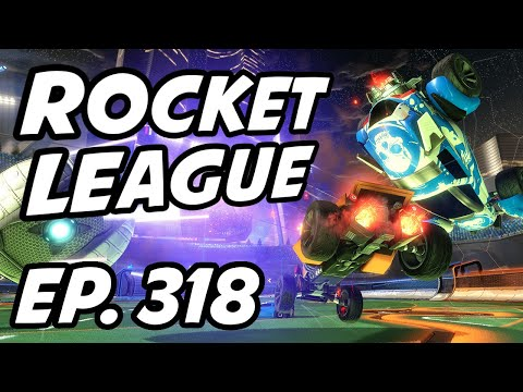 Rocket League Daily Highlights | Ep. 318 | SquishyMuffinz, Redilistic, DarkRadiou, Chad, Rizzo