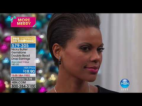 HSN | Silver Designs By Nicky Butler Jewelry 11.17.2017 - 02 PM