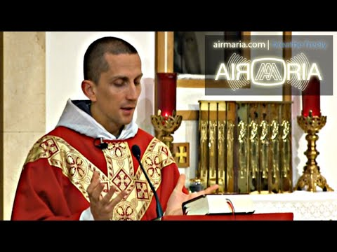 You Have to Be Prepared to Evangelize - Oct 09 - Homily - Fr Matthias