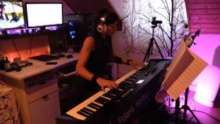 Audioslave  - Be Yourself - piano cover