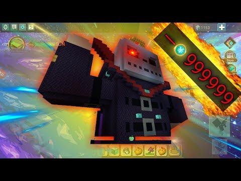 Making My Head!! - Sky Block Part15 [BlockmanGo]